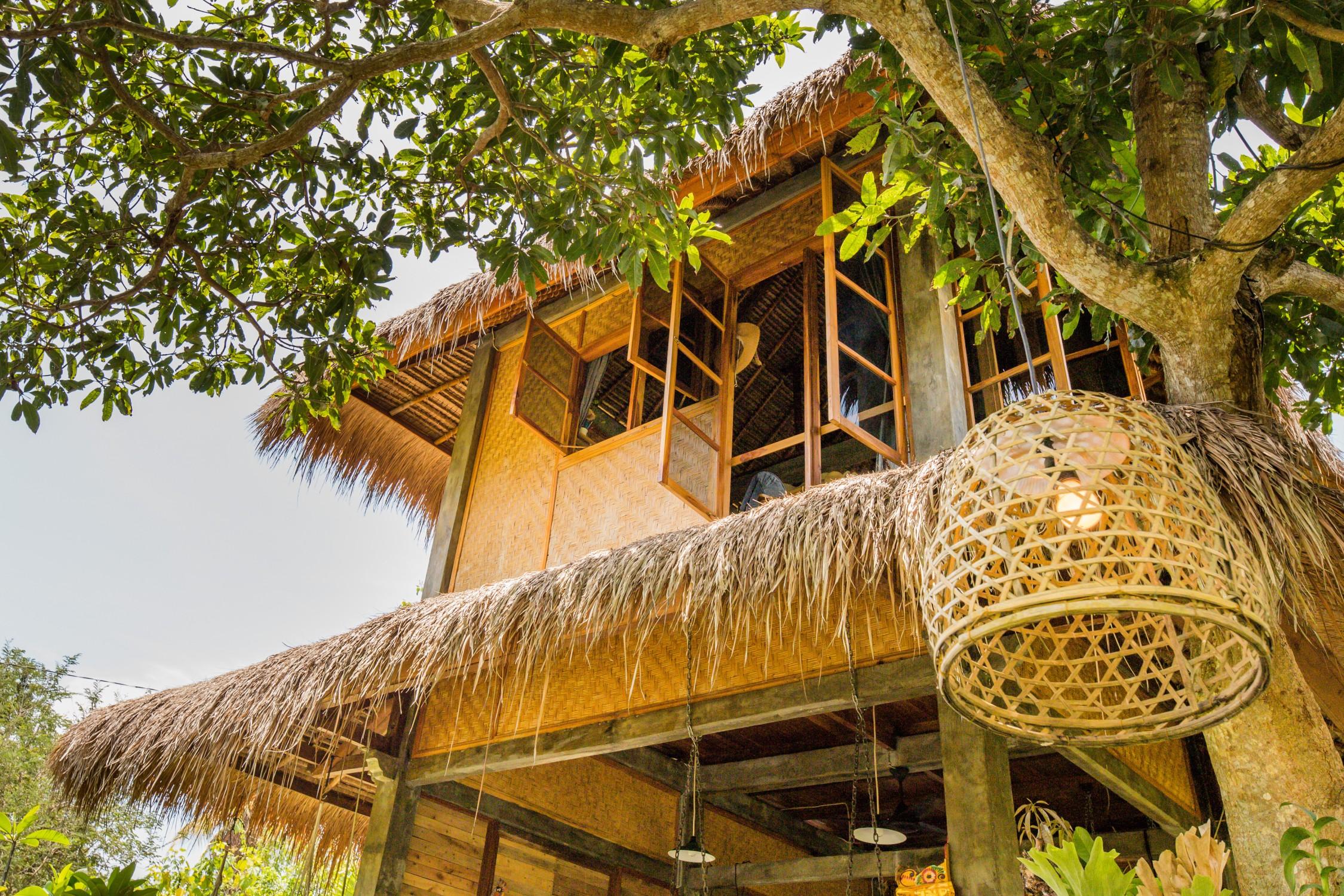 The Writers Treehouse Medewi West Bali