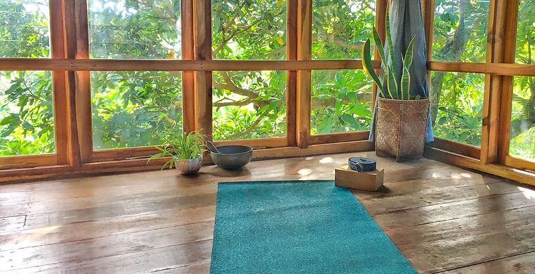 Hotel for yoga in Medewi West Bali