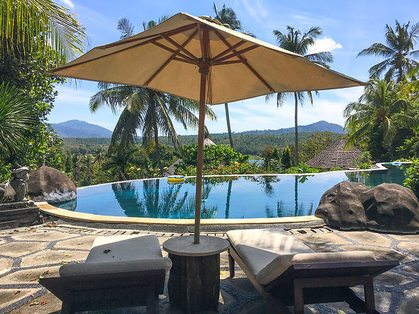 Taman Wana hotel to escape the crowds in West Bali