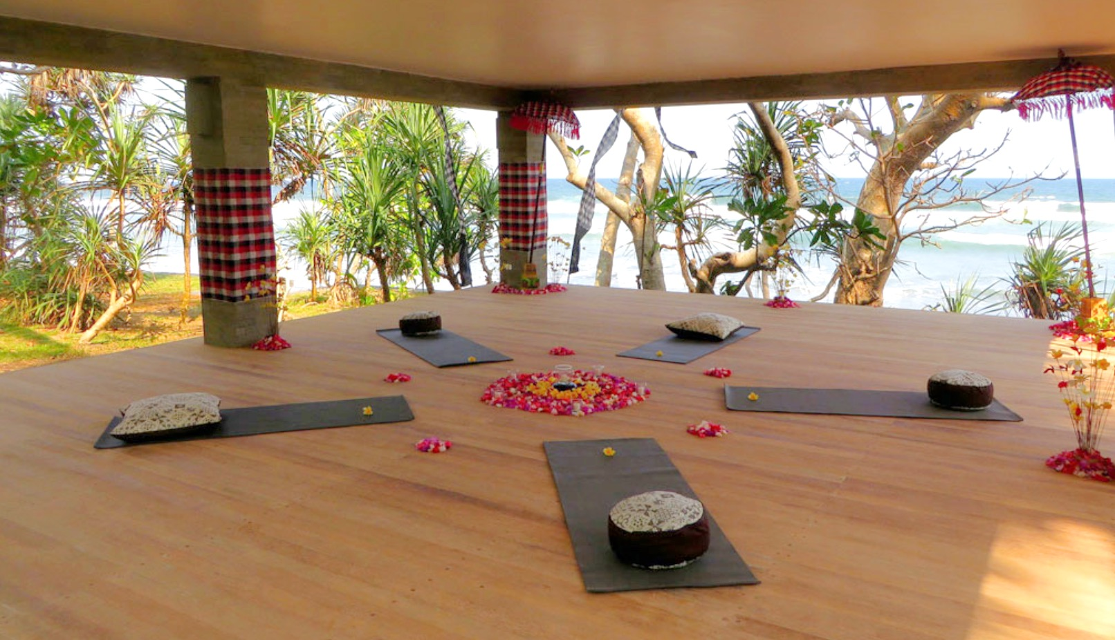 Yoga at Kelapa Retreat