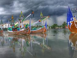Perancak boat collection