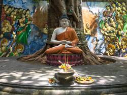 Brahma Vihara Arama Buddhist temple-1