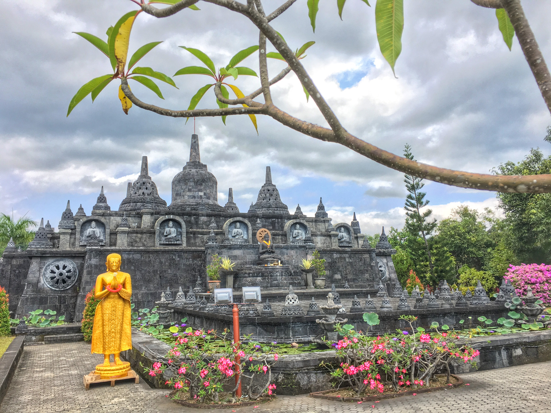 Brahma Vihara Arama Buddhist temple-9
