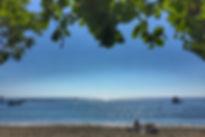 snorkelling beach at pemuteran in west bali, bali off the beaten track