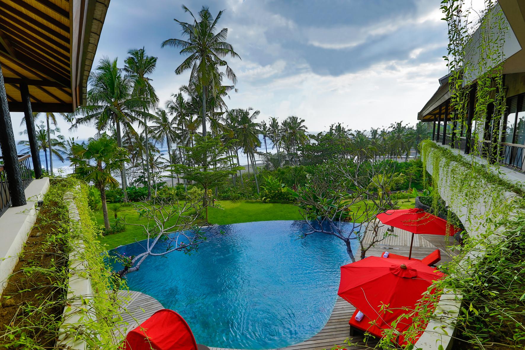 Villa Delmara in Balian