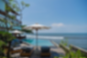 bombora luxury beachfront hotel surfers medewi secret bali west bali