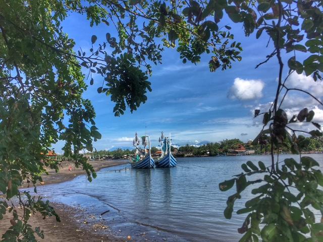 Perancak boats