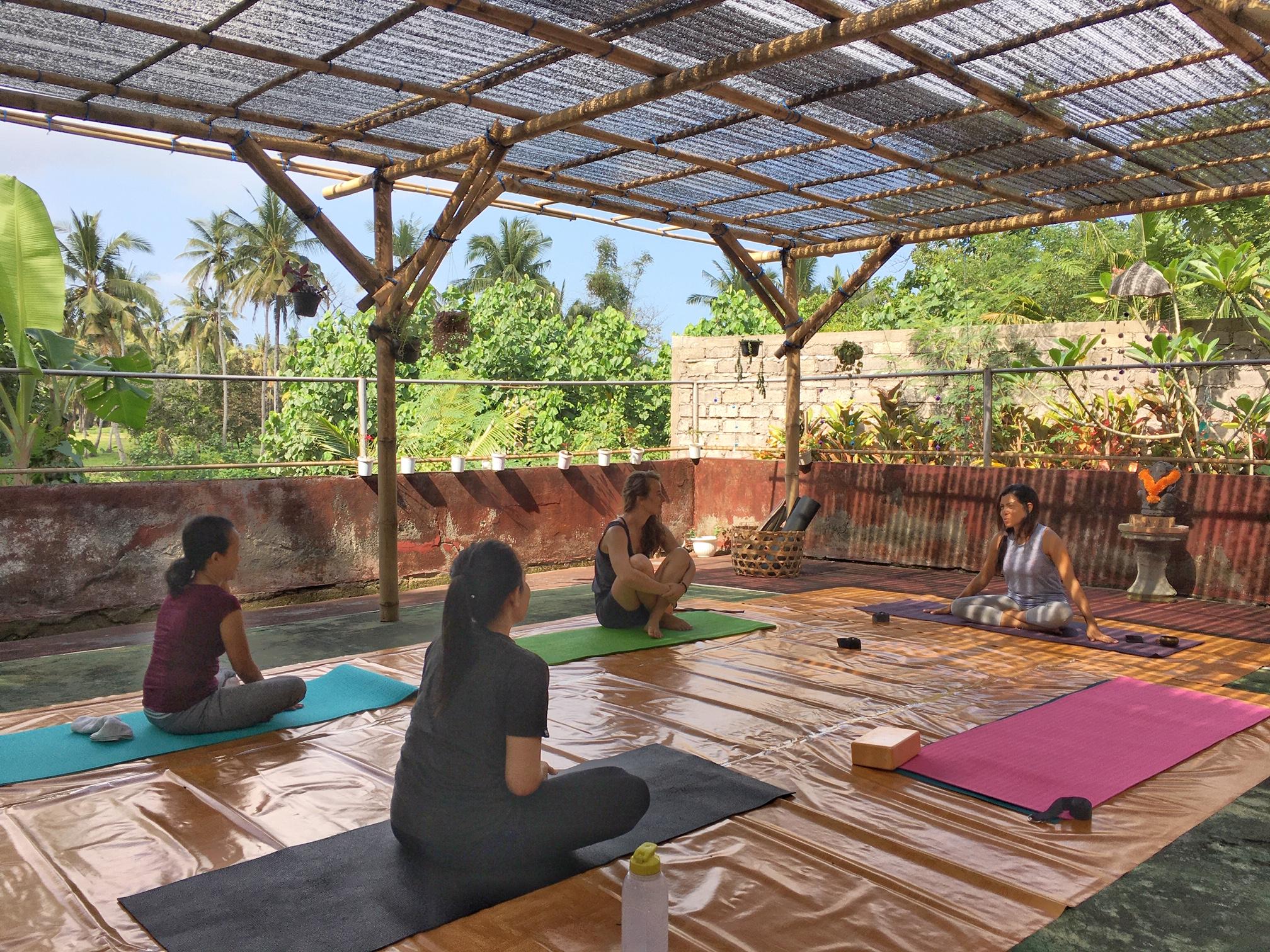 Yoga Ahimsa