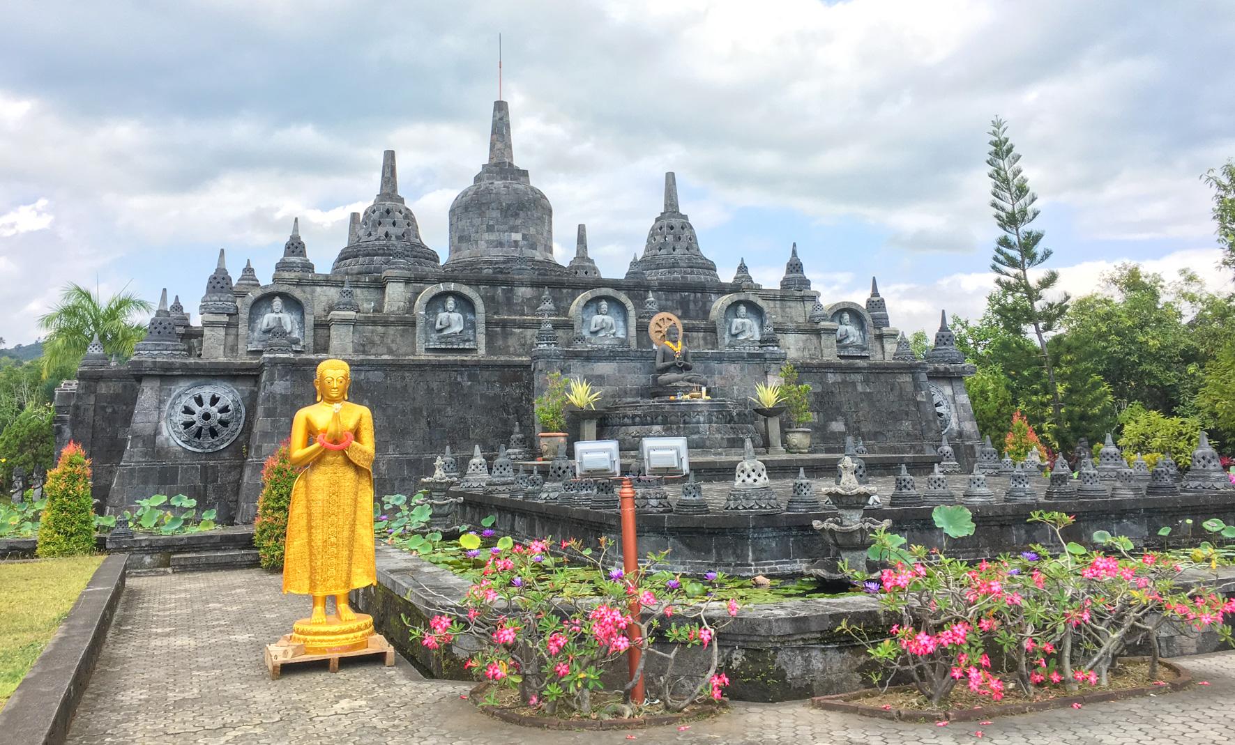 Brahma Vihara Arama Buddhist temple-11