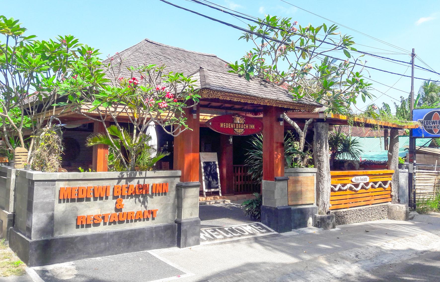Medewi Beach Inn-8