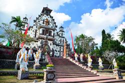Church in West Bali