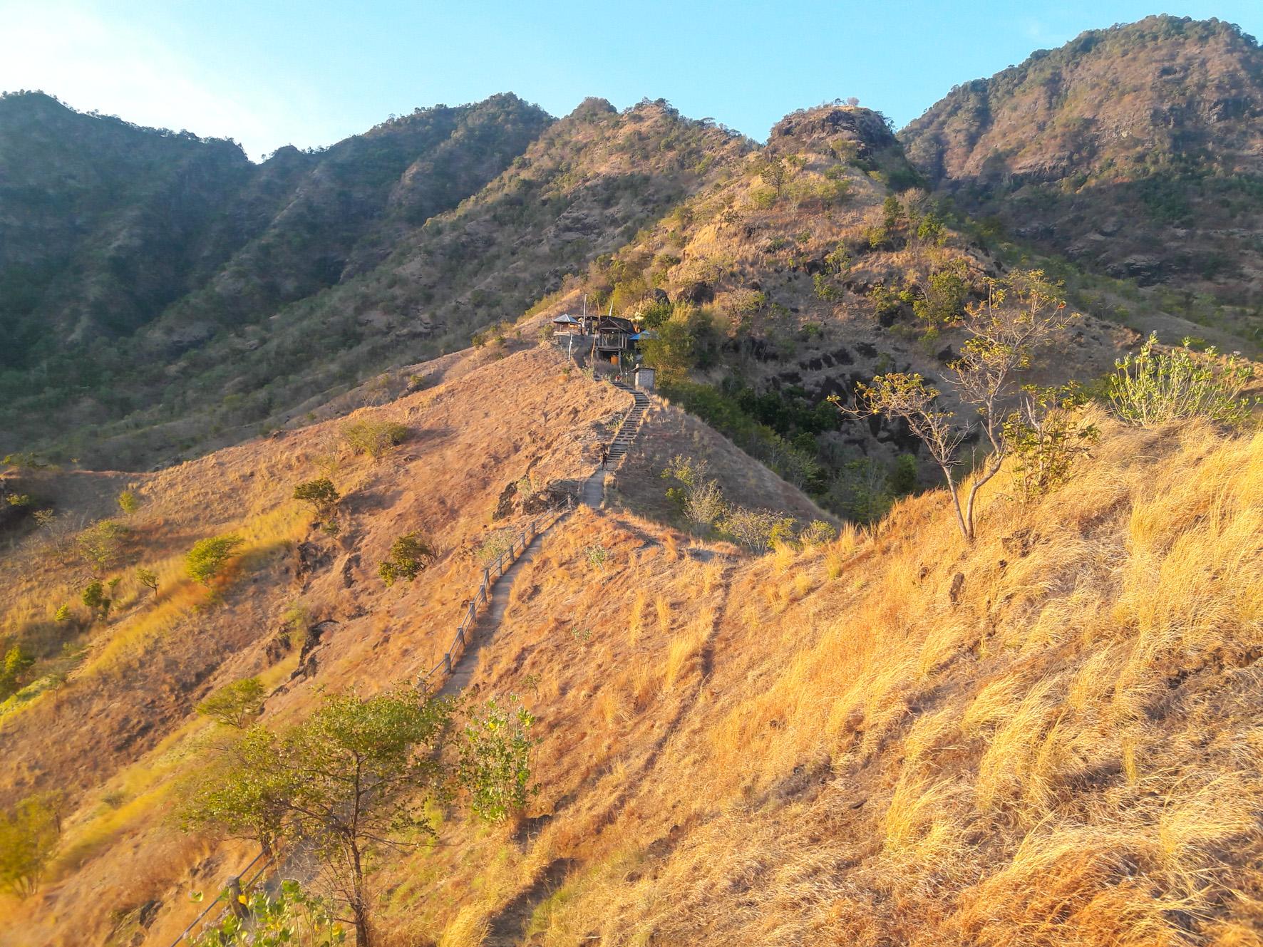 Bukit Kursi Pemuteran