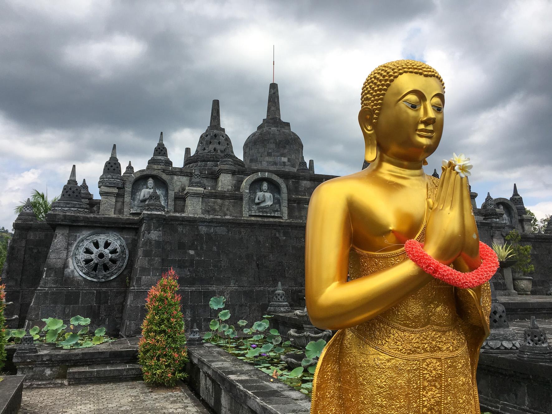 Brahma Vihara Arama Buddhist temple-10