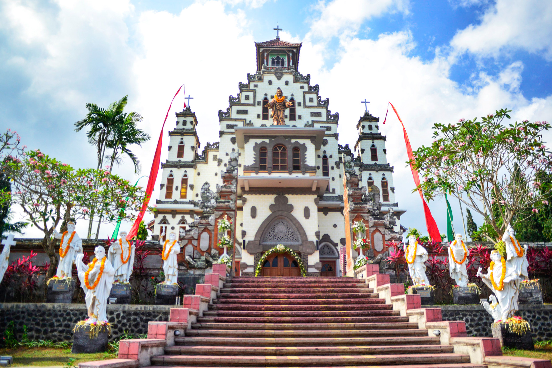 Palasari Sacred Heart of Jesus Church Negara
