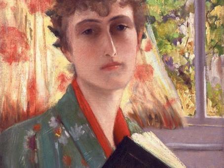 Portrait de Winnaretta Singer Polignac, mécène des musiciens français modernes