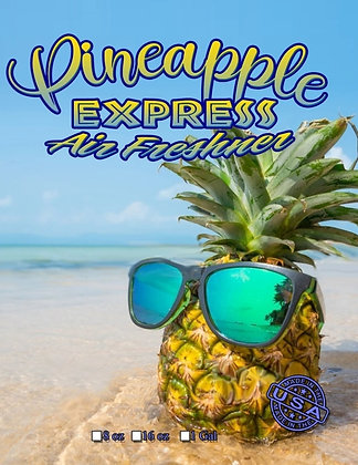 Pineapple Express Air Freshener 8oz.