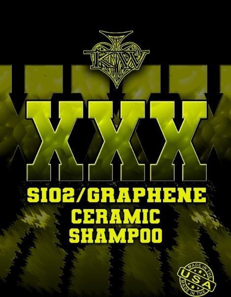 XXX SI02/Graphene Ceramic Shampoo