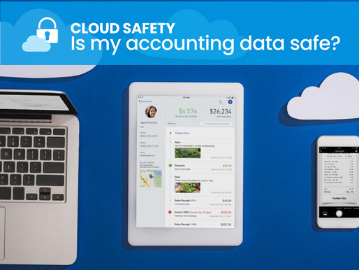 Cloud Safety: Is My Accounting Data Safe?