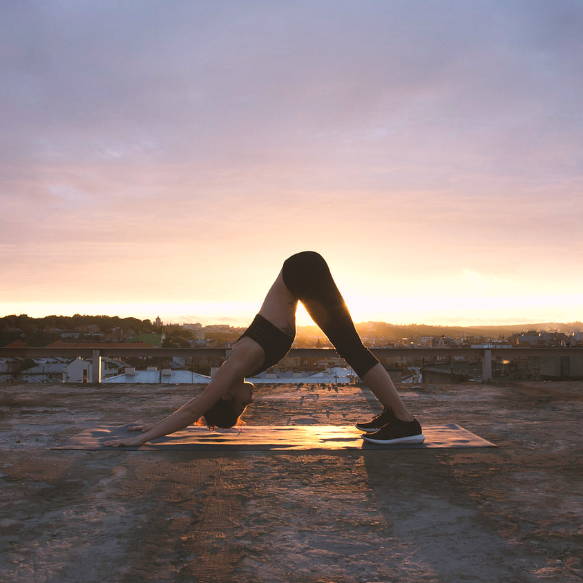 Golden Hour Yoga