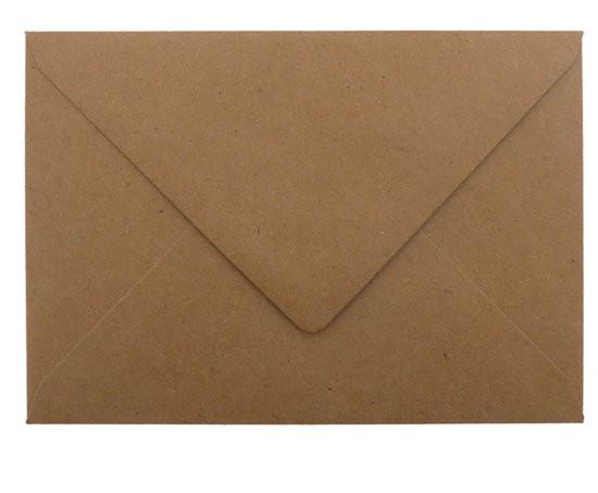 beleving in een envelop - envelop