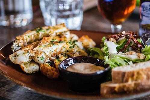 Diner deluxe voor 2 Foodbox