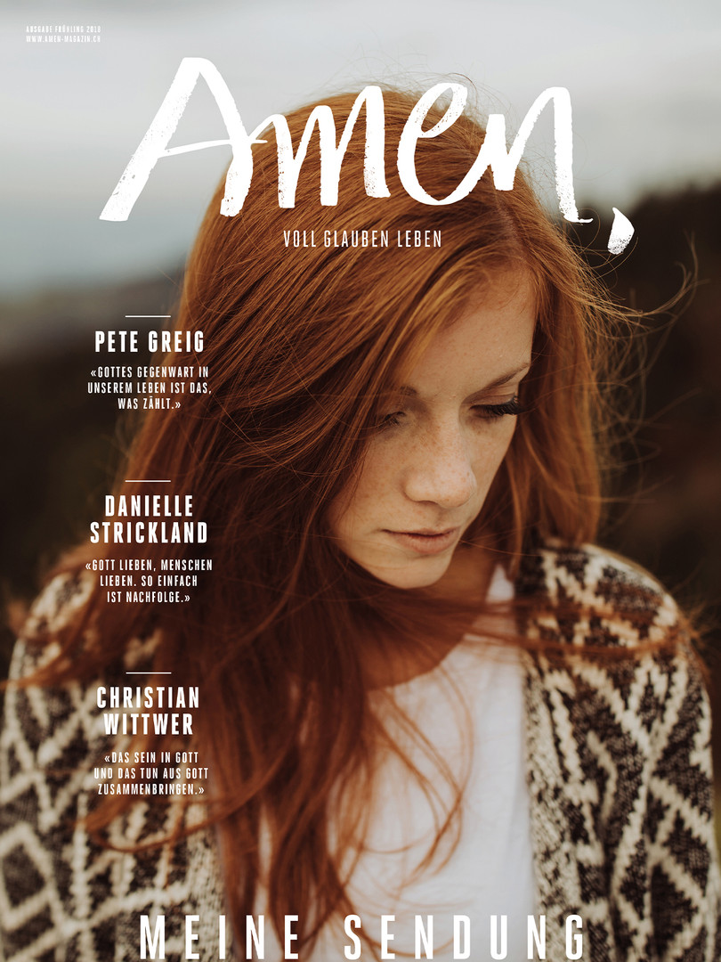 Amen Magazin – Meine Sendung - Frühling 2018