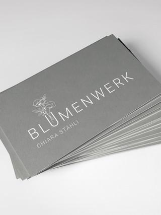 Bluemenwerk Logo