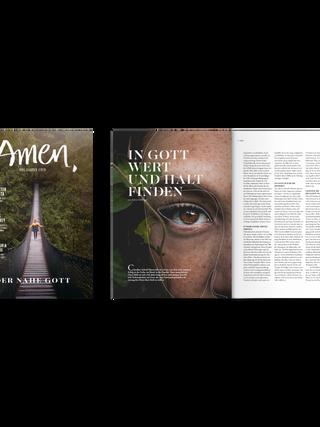 Amen Magazin – Der nahe Gott