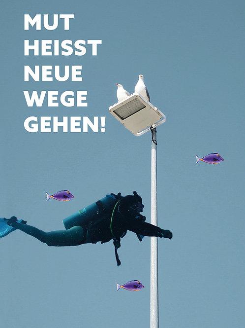Postkarte_Neue Wege