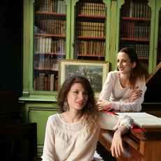 En duo avec la soprano Sophie Boyer