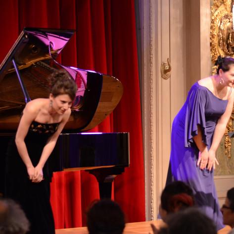 Opéra de Lille avec la soprano Diana Axentii