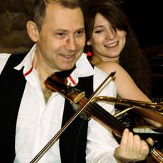 En duo avec le violoniste Efim Zoubritski