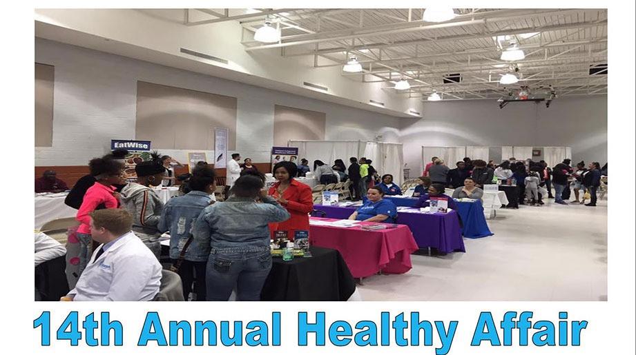 Annual Healthy Affair