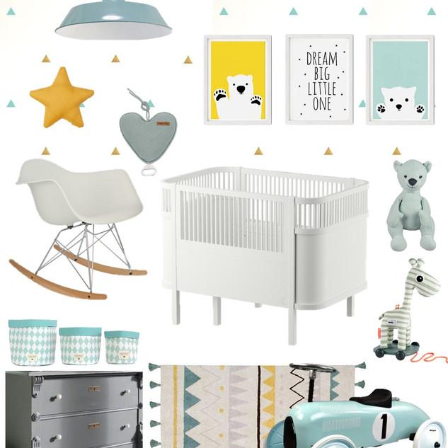 furniture nursery essentials