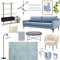 mood board, interior design moodboard, furniture selection, interior design, interior designer copenhagen