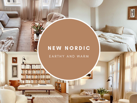 3 GORGEOUS SCANDINAVIAN INTERIORS (and how to reach that look at home)