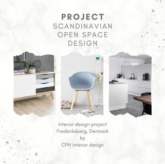 Open space decoration