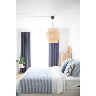 Bedroom with low budget