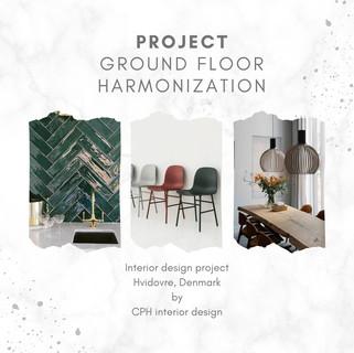 Project: ground floor renovation
