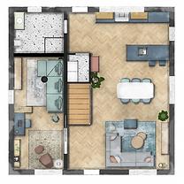 Floor plan, space planning, interior design copenhagen, interior designer copenhagen,