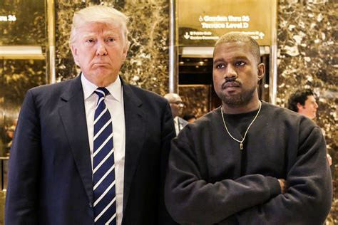 Kanye's Bid To Help Trump In November