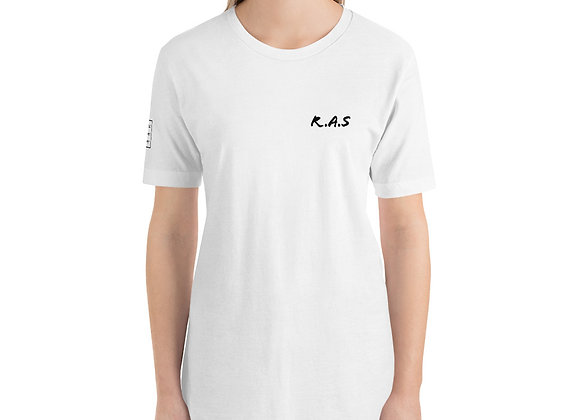 R.A.S BLK TEE