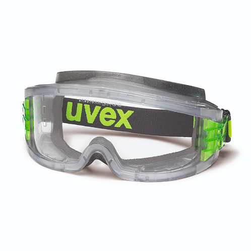 Clear Ultravision Foam Bound Goggle