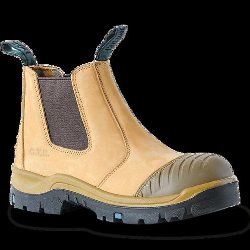 Boulder Wheat Slip On Boot