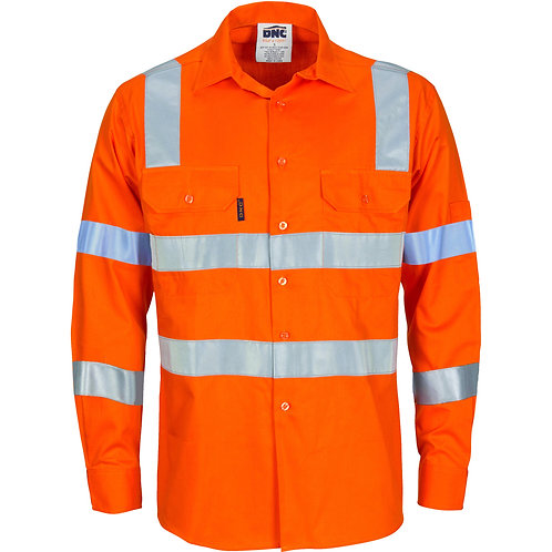 Long Sleeve Rail Approved Shirt