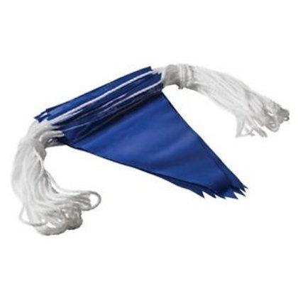 Blue Flagging - 30M Roll