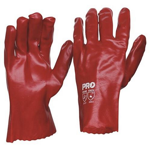 PVC Chemical Glove - 27cm