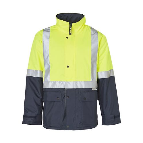 Hi Vis Rain Proof Jacket