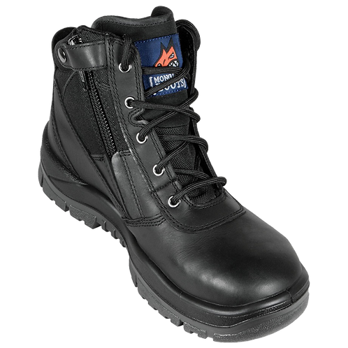 Mongrel_Short_Cut_Lace_Up_Boot_with_Zip_gearuponline