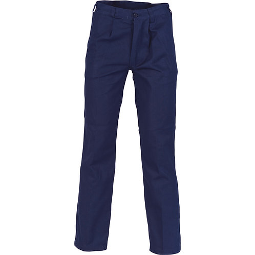 Cotton Drill Work Pant